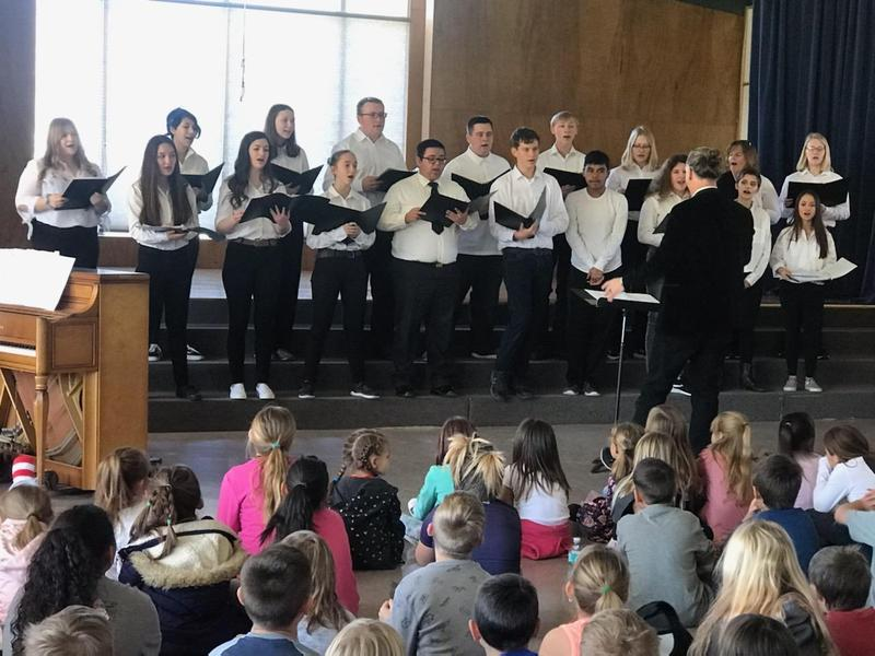 Lassen High School Choir