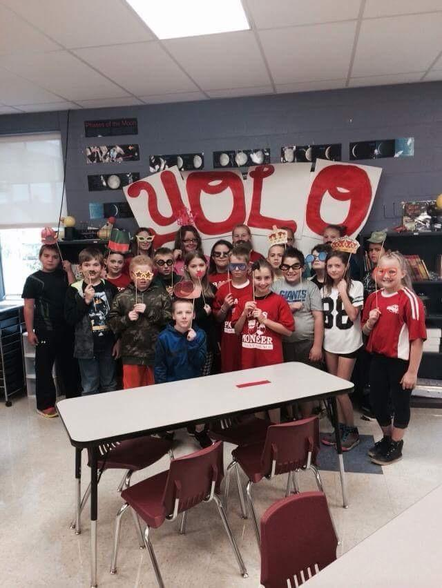 Red Ribbon Week Mrs. Hoover's 5th Grade