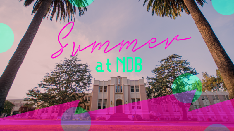 Summer at NDB (Register Now) Thumbnail Image