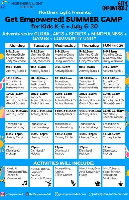 GE Schedule