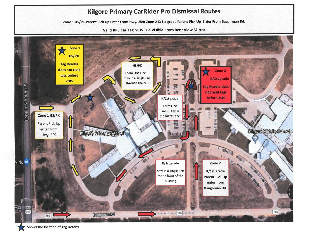Kilgore Independent School District