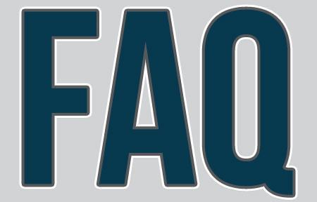 FAQ's Image