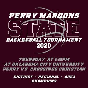 State Championship Info