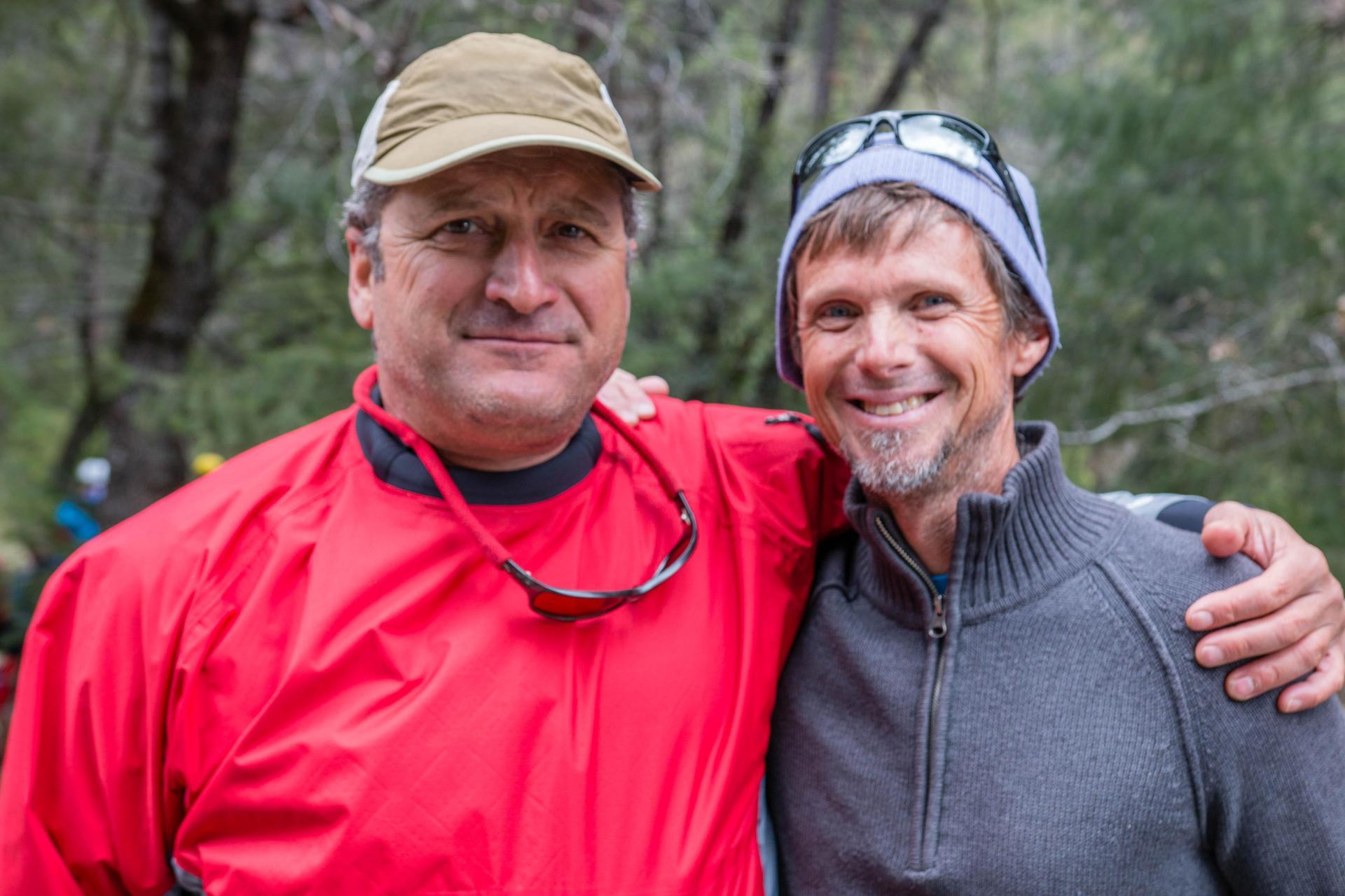 Rick Stock and Rob Wade