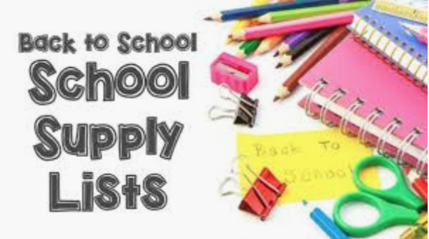 School Supply Lists for the 2021-2022 School Year Featured Photo
