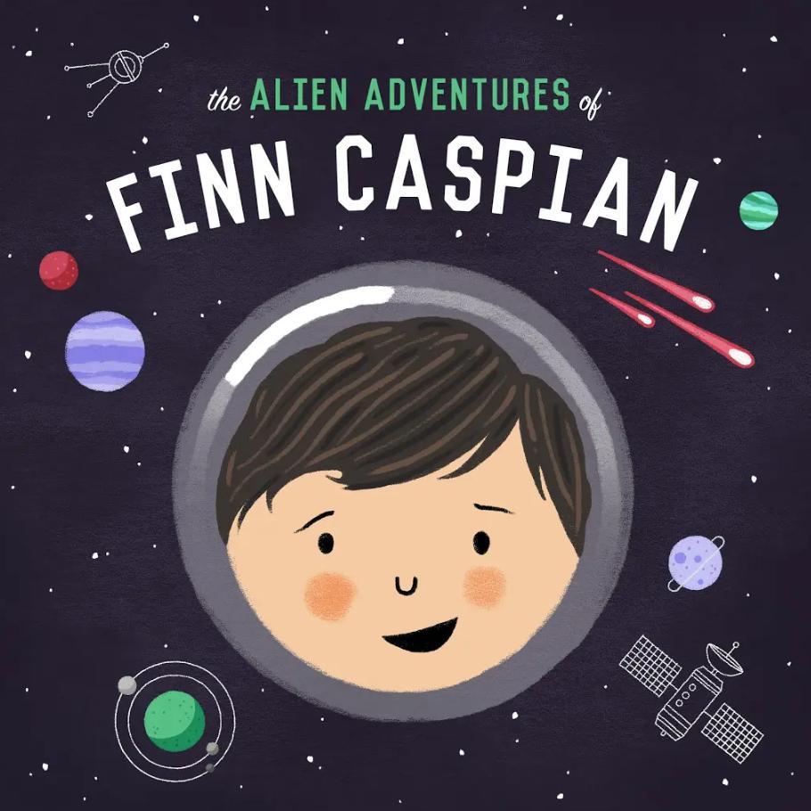 Logo: Finn Caspian