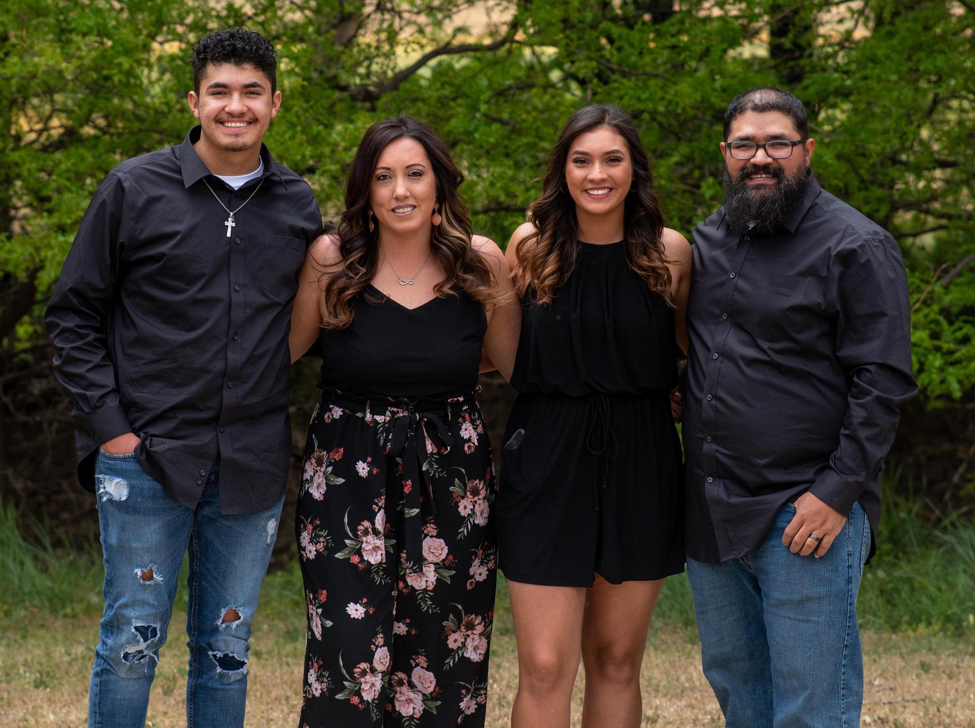 Pena Family