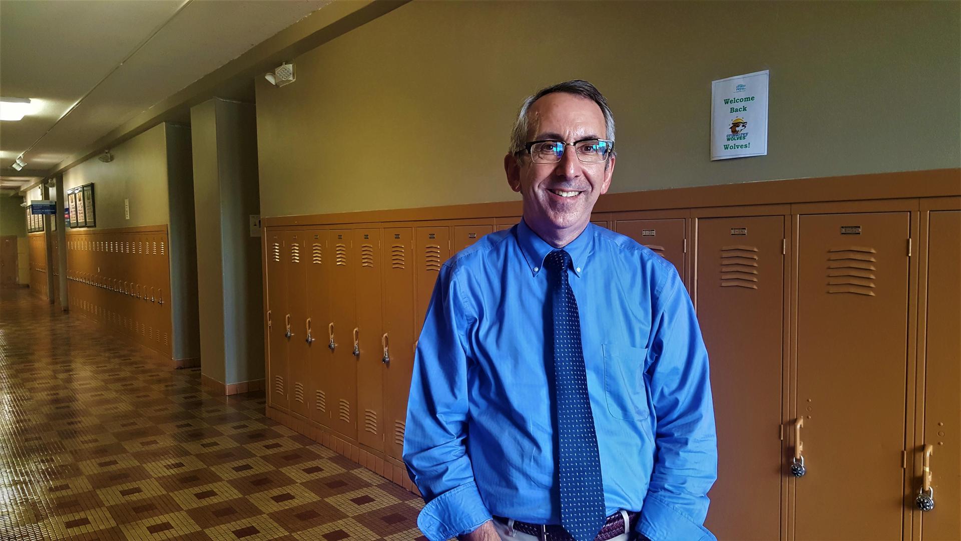 Michael Khoury, President