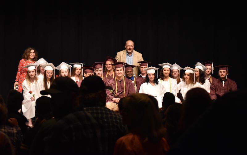 RSU14 Adult Ed graduates