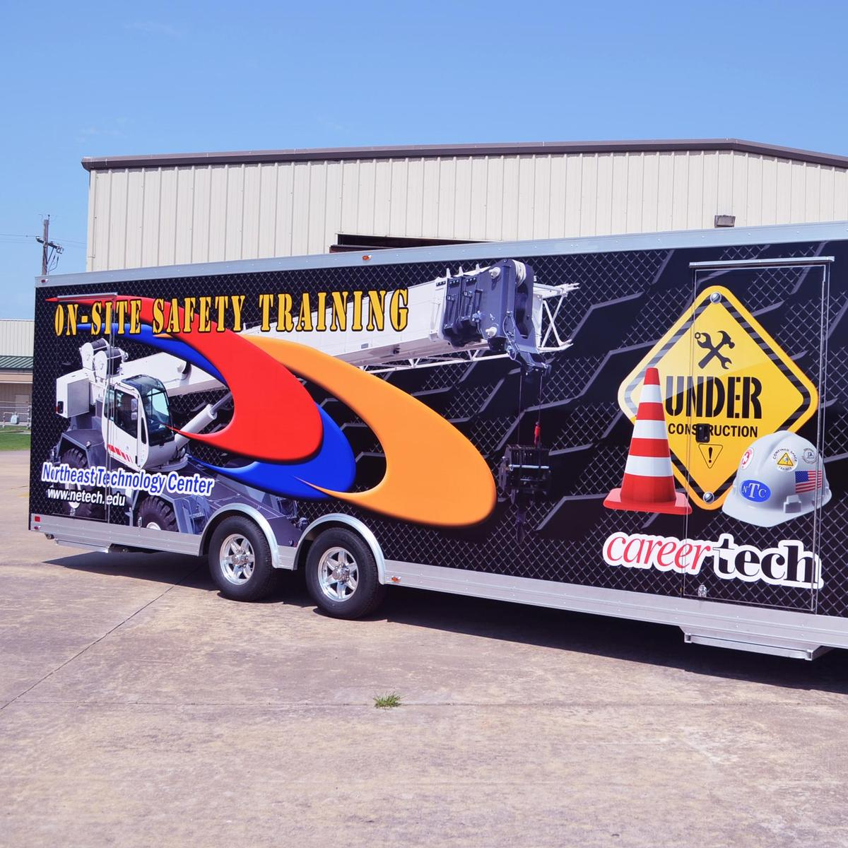 Mobile Training Trailers
