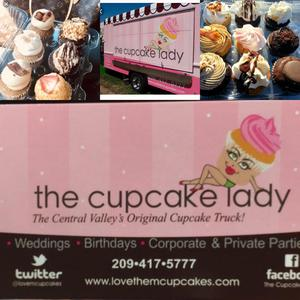 the cupcake lady