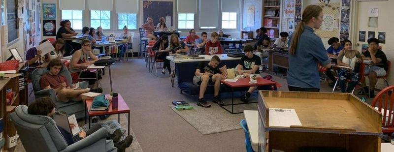 Flexible Seating in Schools Featured Photo