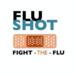 Flu shot logo