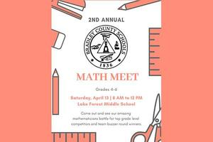 Math Meet @ LFMS - April 13, 2019