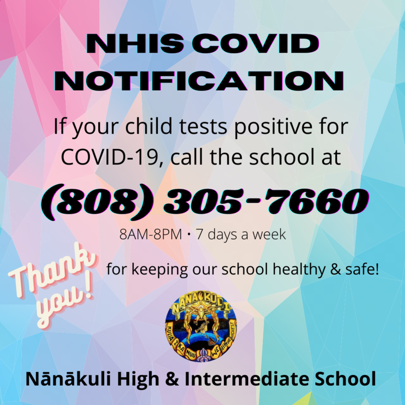 NHIS COVID NOTIFICATION Featured Photo