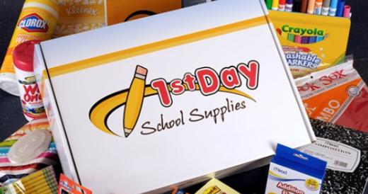 1st Day School Supplies - Supply Kit Thumbnail Image