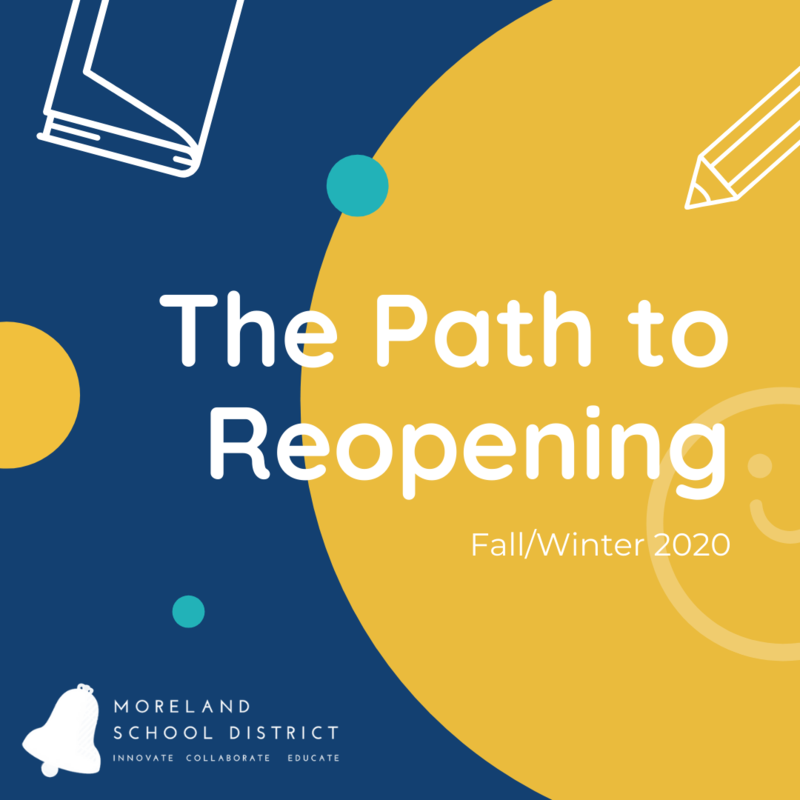 The Path to Reopen Schools - Fall/Winter 2020 Thumbnail Image
