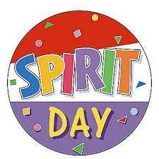 Spirit Day: Disney Day! Wednesday Feb. 24 Featured Photo