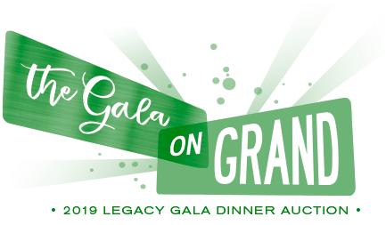 2019 Gala Dinner Auction