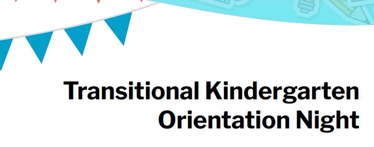 TK Parent Orientation Presentation 2021-22 Featured Photo