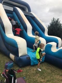 Sliding fun