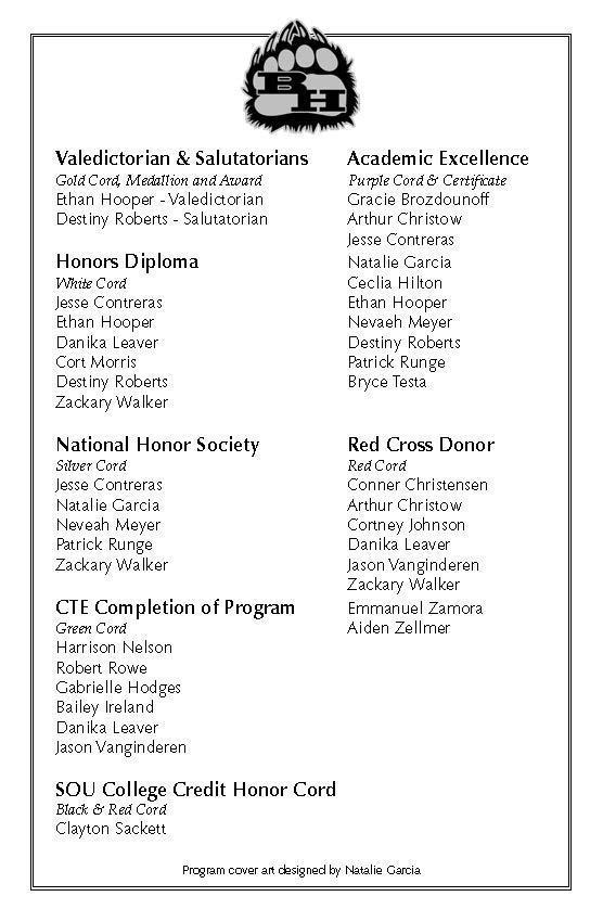 BHHS Grad Program Page 8