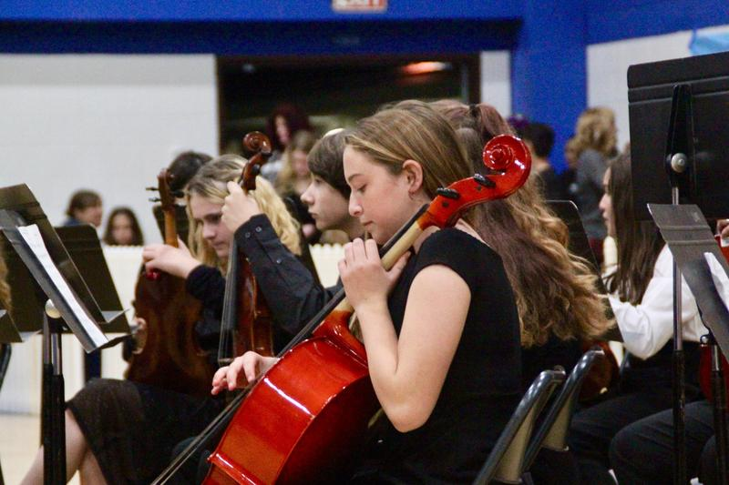 Music Department Impresses With 'Winter Celebration' Featured Photo