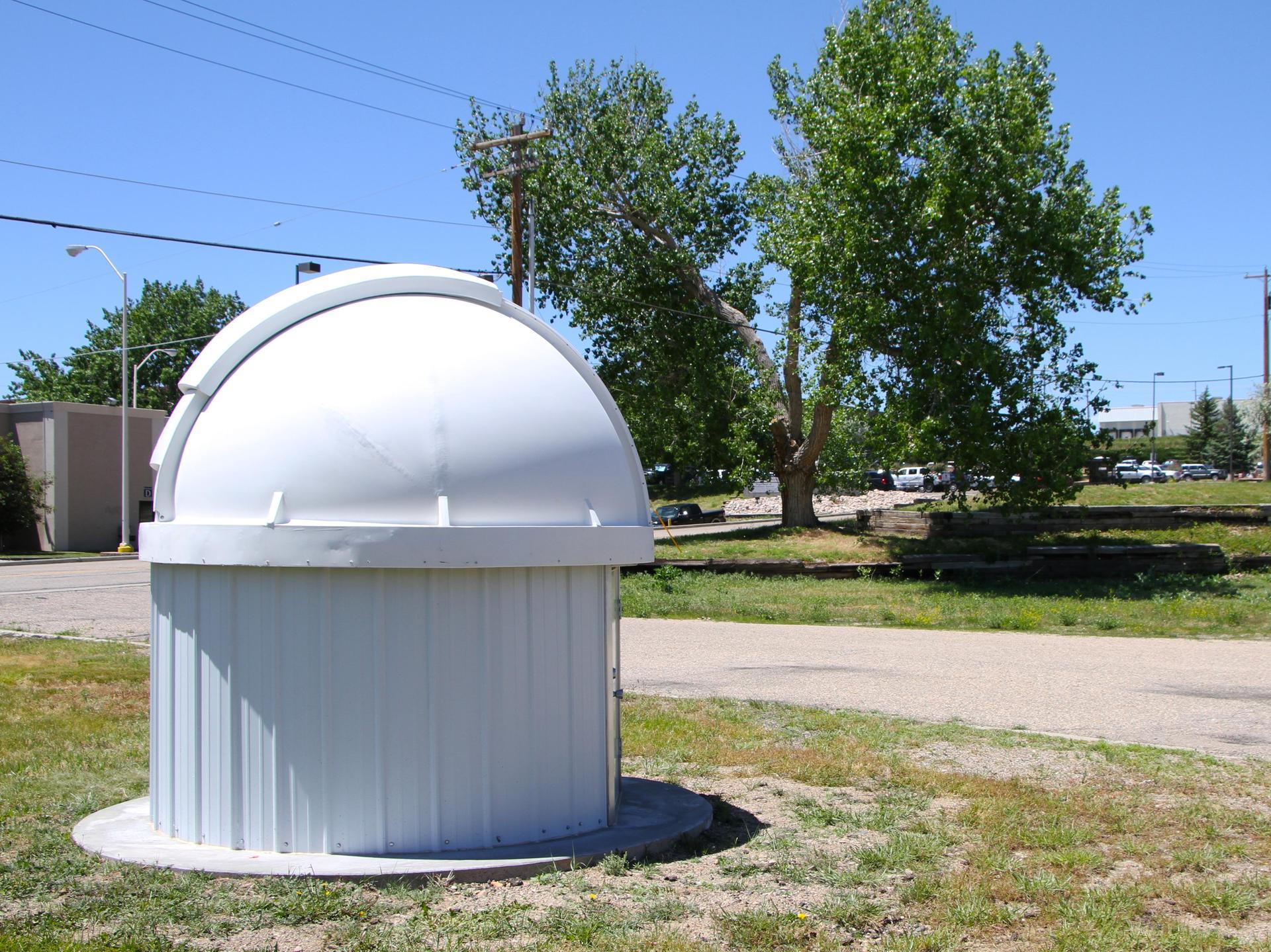 Planetarium Observation Dome