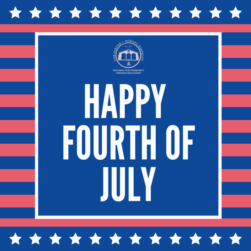 Happy Fourth of July! Featured Photo