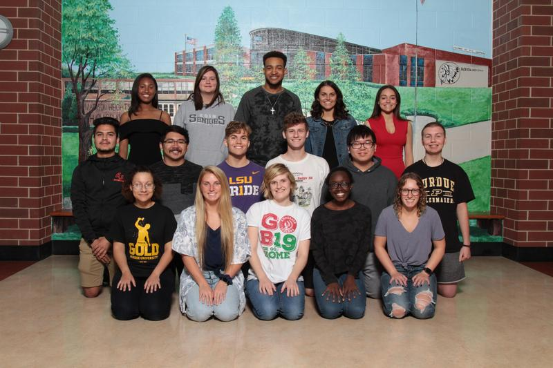 TOP 20 STUDENTS FOR THE CLASS OF 2019! Thumbnail Image