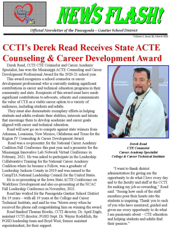 Derek Read
