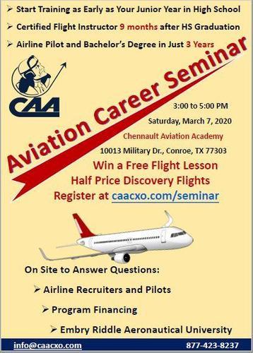 Aviation seminar March 2020