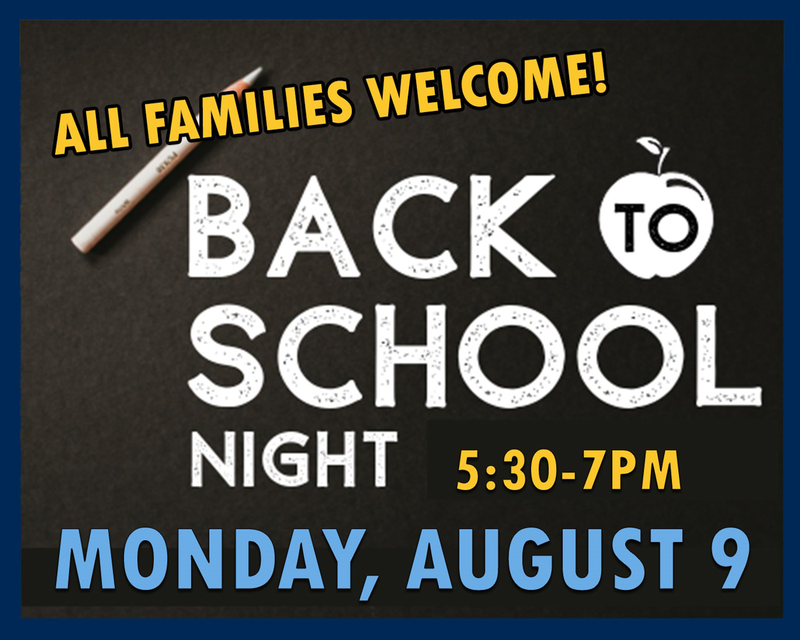 Back-to-School Night Featured Photo