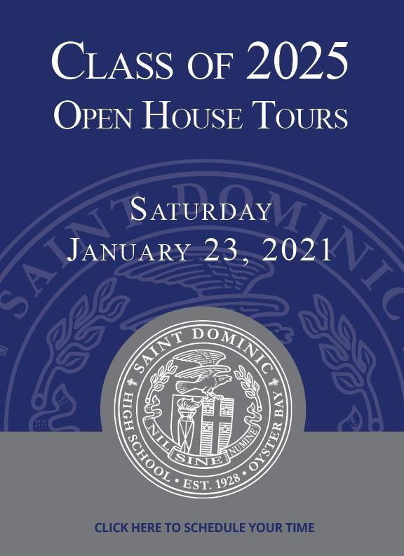 Class of 2025 Open House Tour Request Form Featured Photo