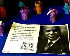 Black History Month Displays