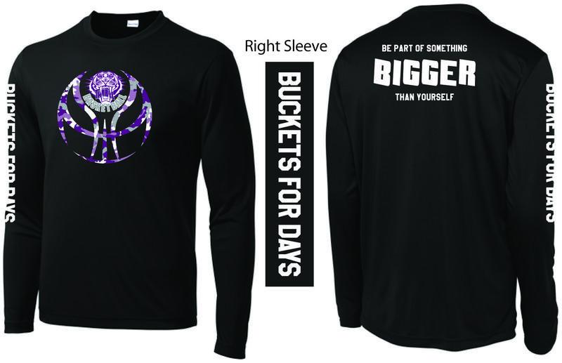 Tiger Basketball Shirt Order DUE Tuesday! Thumbnail Image