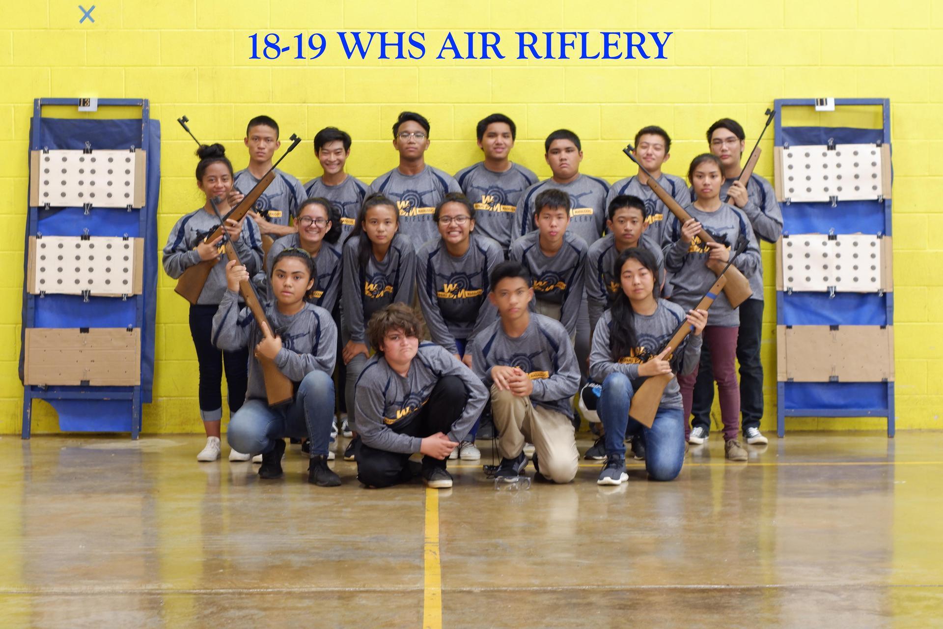 Air Riflery