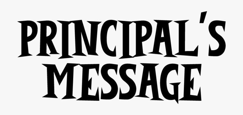 clip art principals message