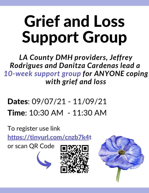 Grief and Loss Support Group