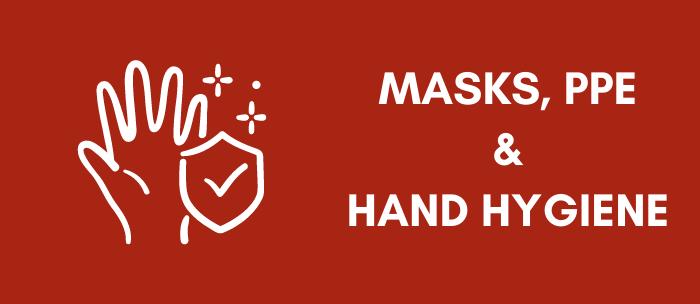 Masks - Physical Distancing - Hygiene