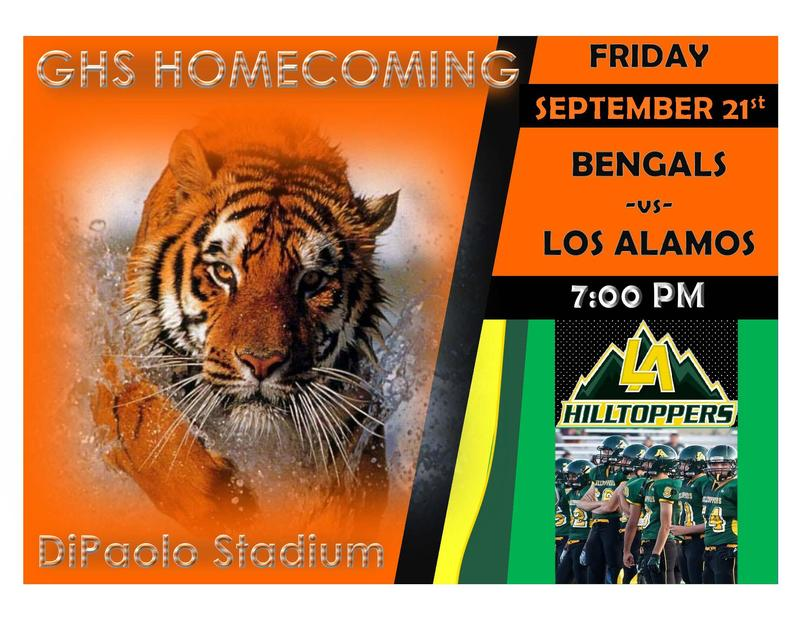 GHS Homecoming