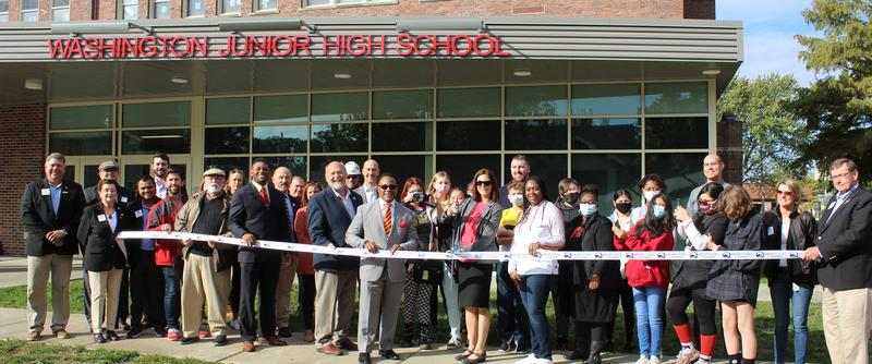 WJHS Unveils $2.1 Million Renovation and Expansion Project Featured Photo