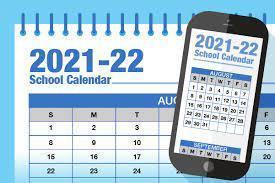 NBECHS 2021-22 School Calendar Featured Photo