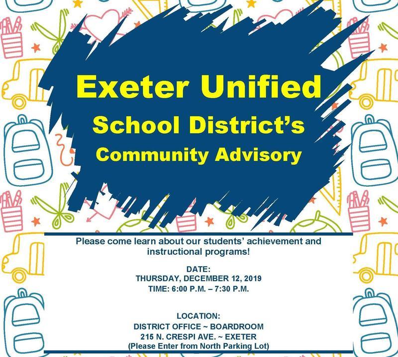 EUSD Community Advisory Flyer- English version- cropped