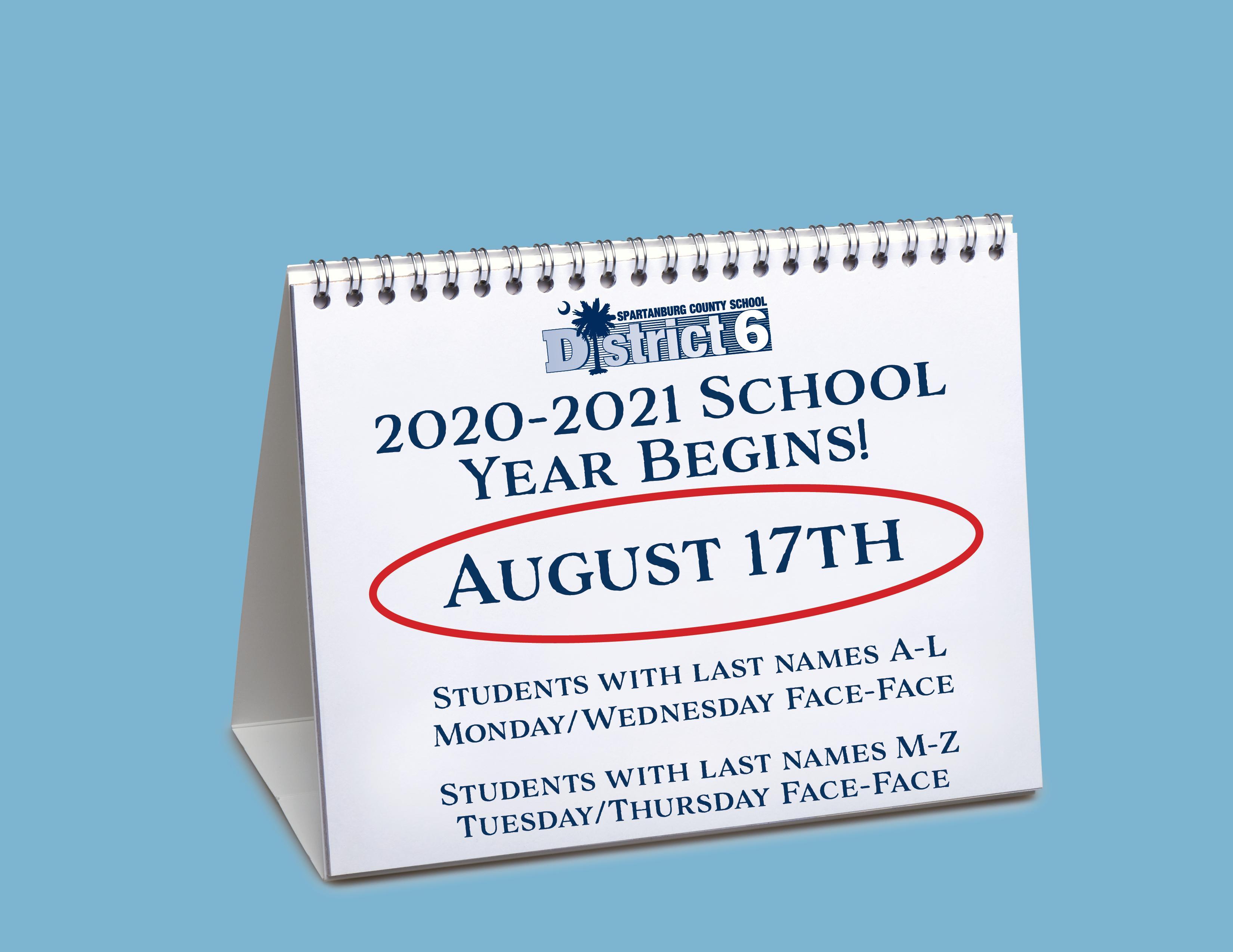 Uml Calendar Spring 2022.Spartanburg District 6 Calendar 2021 2022 2021 Calendar