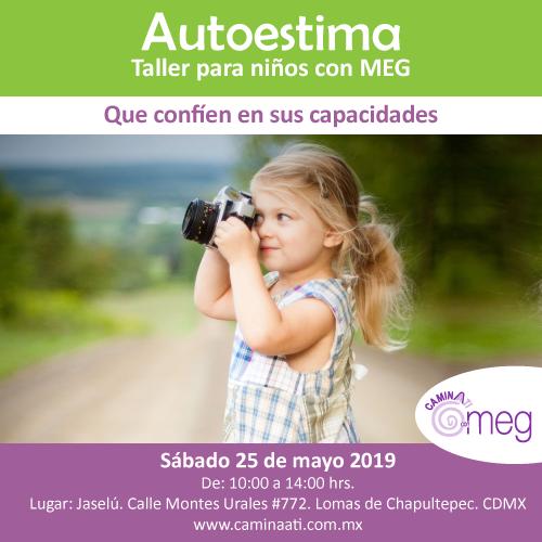 Autoestima - taller para niños Featured Photo