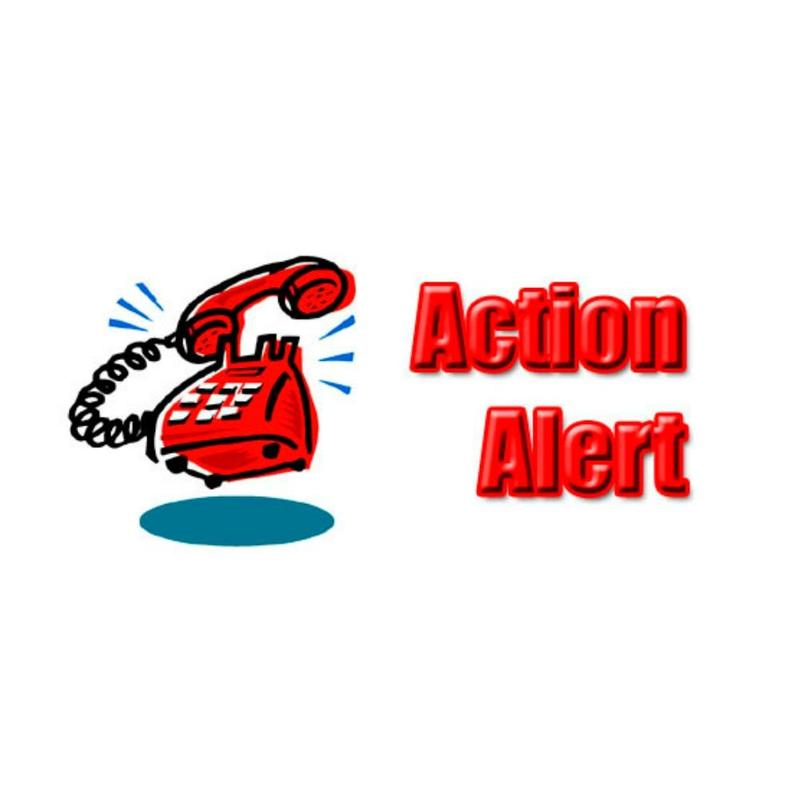 Action alert/red telephone