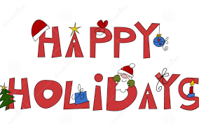 Holiday Break Monday, December 23 through Friday, January 3 Featured Photo