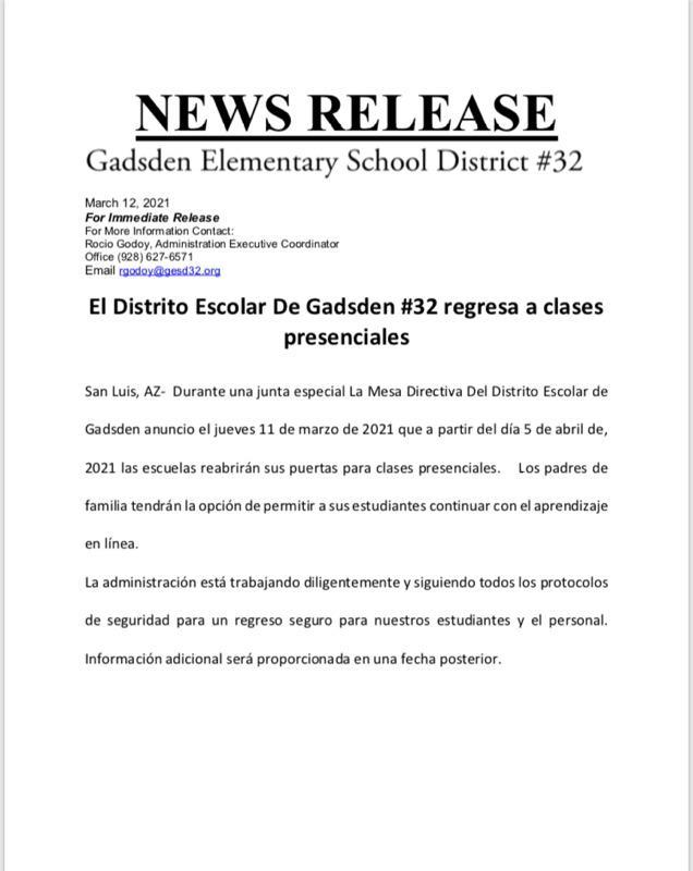 Return to School or Distant Learning Spanish  3.15.21.jpg