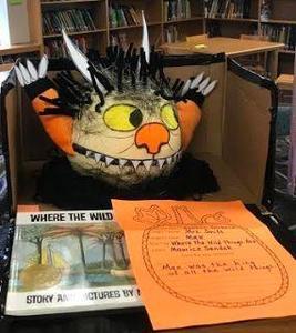 Book Character Pumpkin Contest.JPG